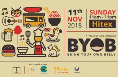 BYOB - Bring Your Own Belly Hitex Hyderabad