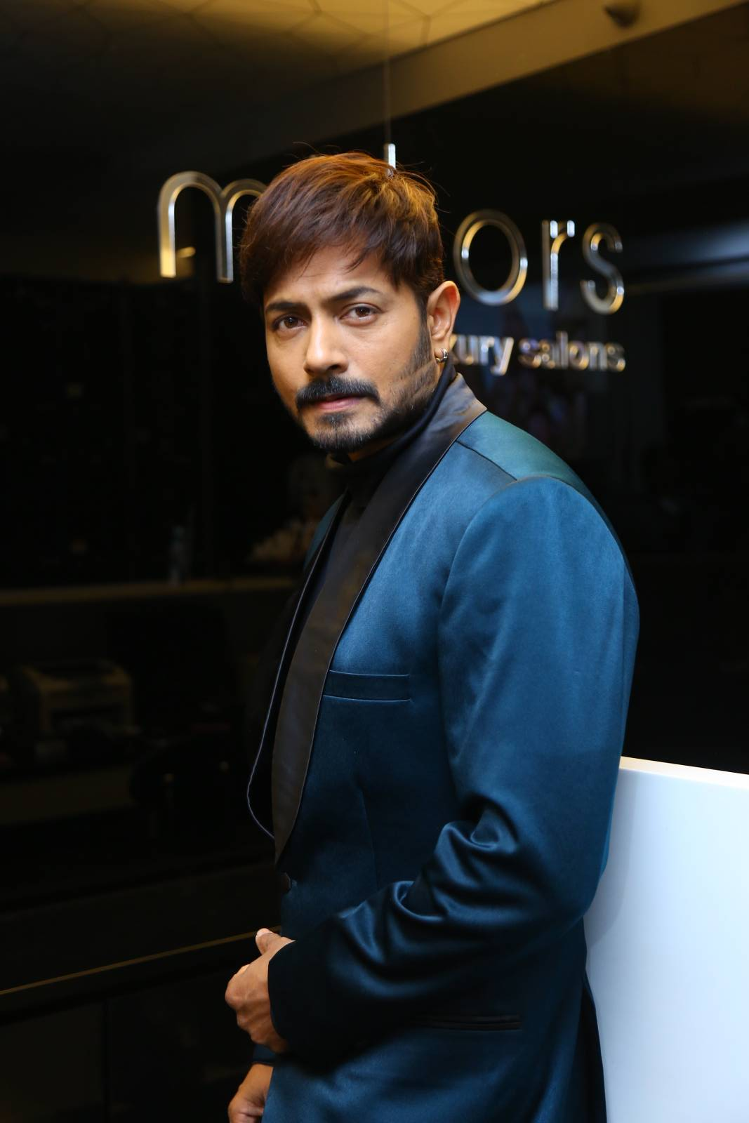 Celebrities Salon Hair Crush Soft Launch Jubilee Hyderabad