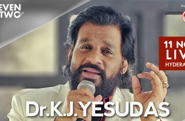 Dr KJ Yesudas's Live Event in Hyderabad