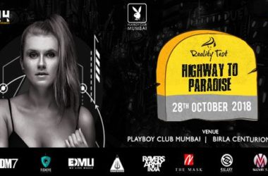 Highway to paradise feat Reality Test at Playboy Club Mumbai