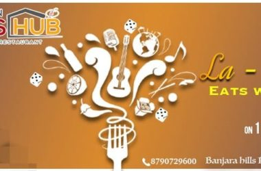 La Musica - Eat with Beats at Indian Foodies Hub Hyderabad