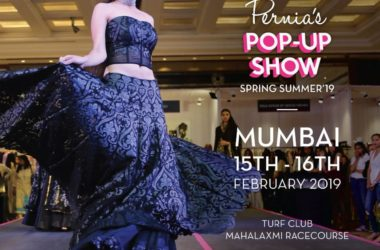 Pernia's Pop Up Show in Mumbai