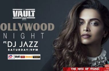 Retro Bollywood Night with DJ Jazz at Vault Cafe New Delhi