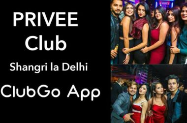 Retro Night at Privee Club New Delhi