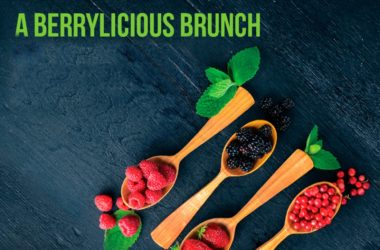A Berrylicious Brunch at Sheraton Hyderabad Hotel