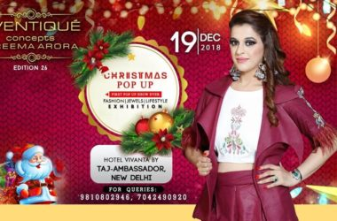 Christmas Pop Up - Lifestyle Exhibition in New Delhi