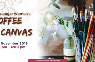 Coffee & Canvas - Painting Exhibition in Hyderabad