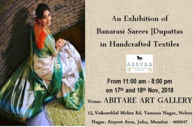 Exhibition Of Banarasee Sarees in Mumbai