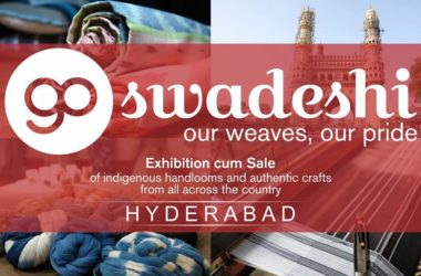 Go Swadeshi Exhibition in Hyderabad