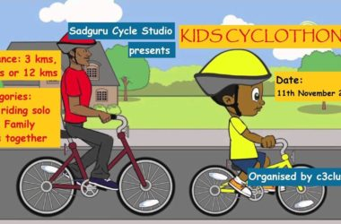 Kids Cyclothon- Family & Friendly Ride at Mumbai