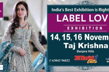 Label Love Exhibition and Sale at Taj Krishna Hyderabad