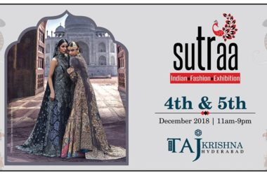 Sutraa Exhibition at Taj Krishna Hyderabad