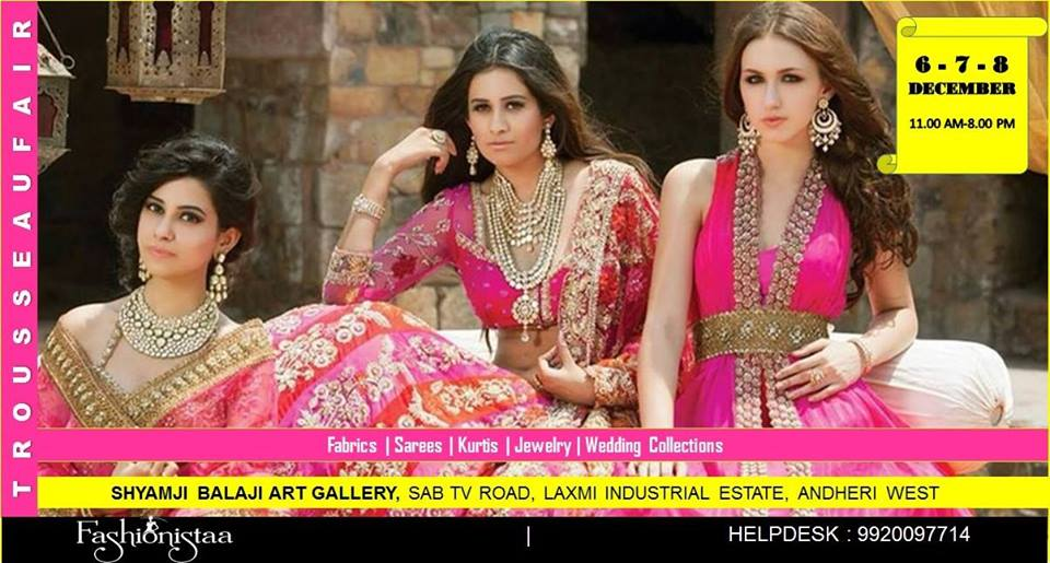 Trousseau Fair Exhibitions at Mumbai
