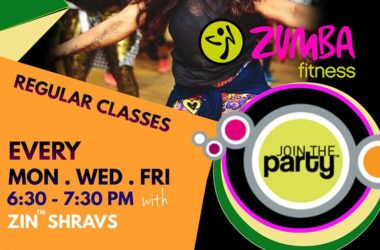 Zumba Classes - Hyderabad