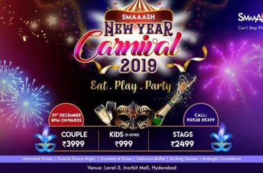 New-Year-Eve-2019-Carnival-Party-Smaaash-Inorbit-Mall-Hyderabad