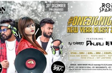 One-Big Night-New-Year-Party-2019-Jubilee-Hills