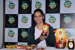 Saina Nehwal - new brand ambassador of Rasna Native Haat range