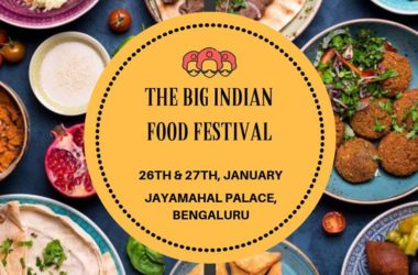 Big-Indian-Food-Shopping-Festival-Jayamahal-Palace-Bengaluru