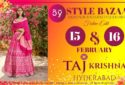 Style Bazaar Exhibition at Taj Krishna Hyderabad