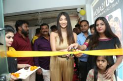 Actress Priya Vadlamani Inaugurates BeYou Salon at Puppalaguda