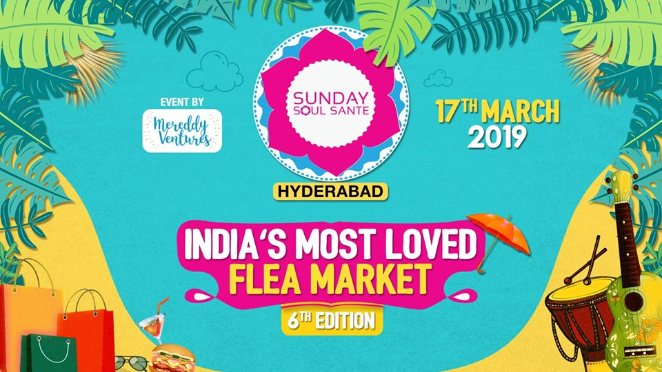 Sunday Soul Sante Exhibition at Hitex Hyderabad - Latest